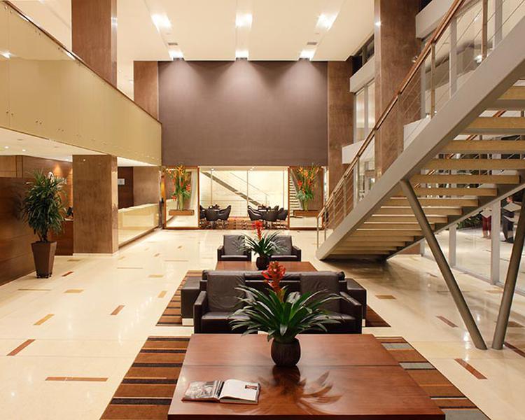 LOBBY Hotel ESTELAR Milla de Oro Medellín