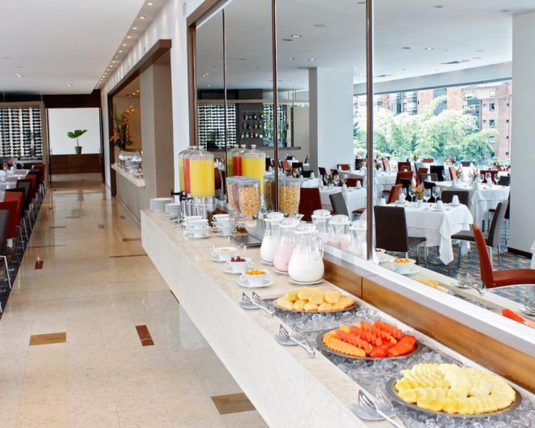 BUFFET Hotel ESTELAR Milla de Oro Medellín