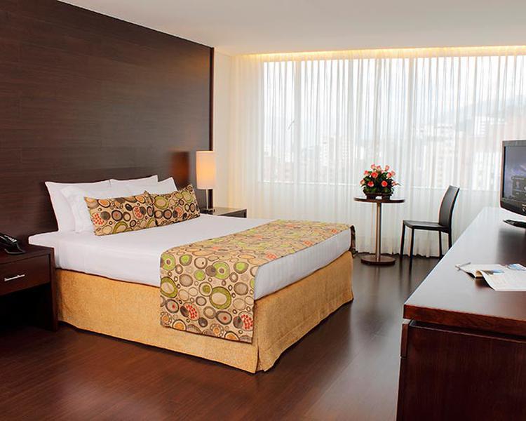 HABITACIÓN SUPERIOR Hotel ESTELAR Milla de Oro Medellín