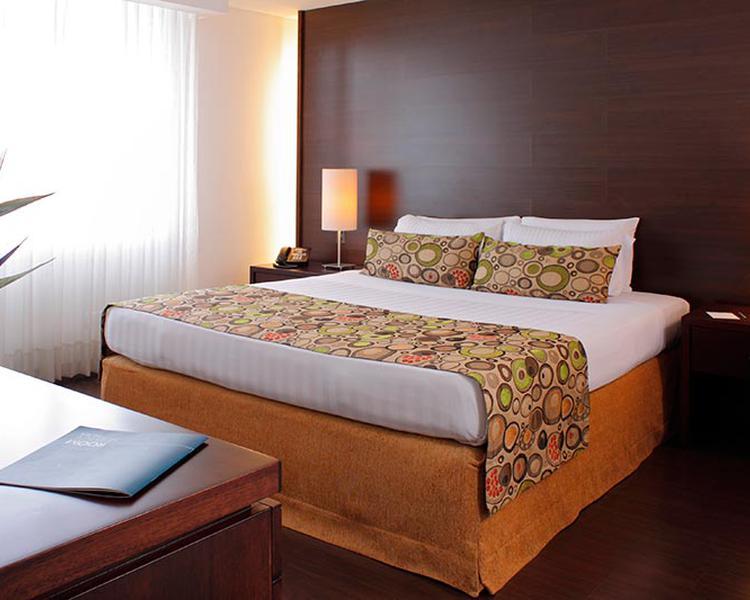 HABITACIÓN JUNIOR SUITE Hotel ESTELAR Milla de Oro Medellín