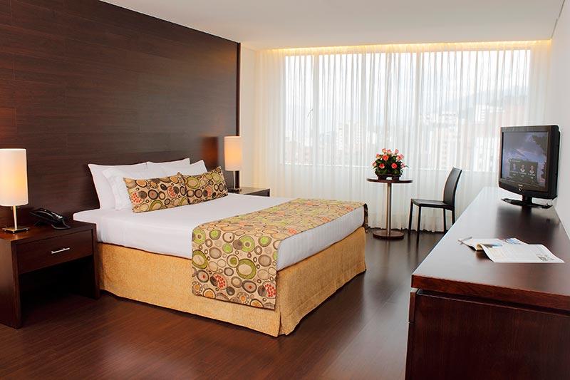 habitaciones hotel estelar milla de oro web oficial